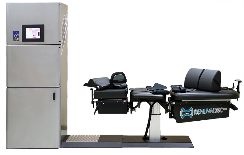 Renuvadisc Pro Spinal Decompression Table